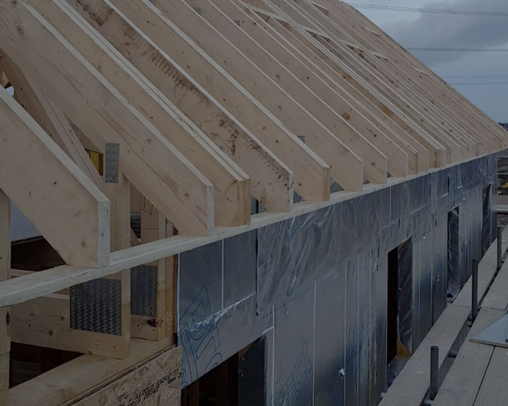 Timber Frame Manufacture & Installation
